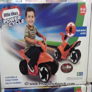 Little Tikes 6V Power Cycle Costco