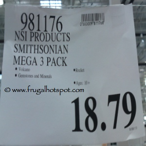 NSI Product Smithsonian Costco Price