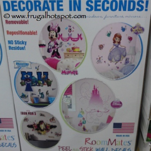 Roommates Wall Decals Costco