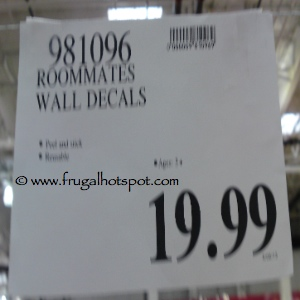 Roommates Wall Decals Costco Price