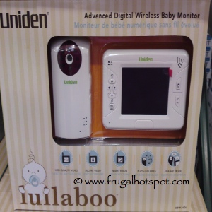 Uniden Advanced Digital Wireless Baby Monitor