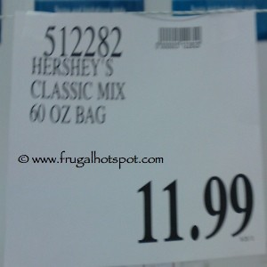 Hersheys Classic Mix 60 Ounce Costco Price
