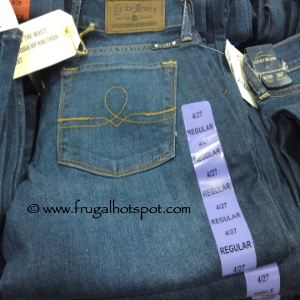Lucky Brand Ladies Sofia Bootcut Jeans