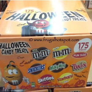 Halloween Candy Treats 175 Count