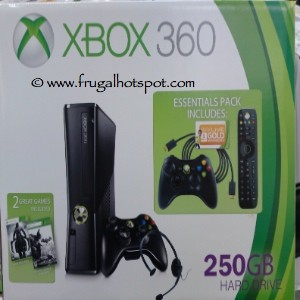 Xbox 360 Bundle with Essentials Kit