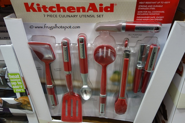 Costco Clearance: KitchenAid 7-Piece Culinary Utensil Set ...