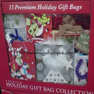 15 Premium Holiday Gift Bags