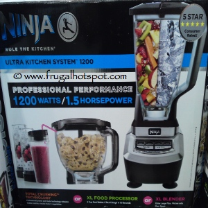 Costco Sale Ninja Ultra Kitchen System 1200 Frugal Hotspot