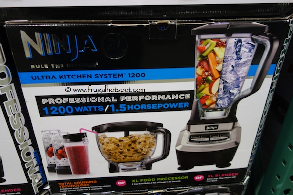 Costco Sale: Ninja Ultra Kitchen System 1200 | Frugal Hotspot
