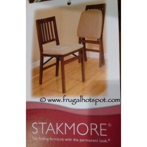 Stakmore Solid Wood Folding Chair