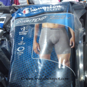 Champion Elite SmartTemp Boxer Briefs 3 Pack