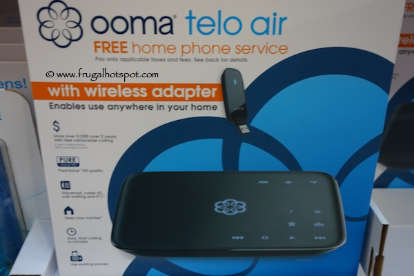 Ooma Telo Air VOIP Phone Costco
