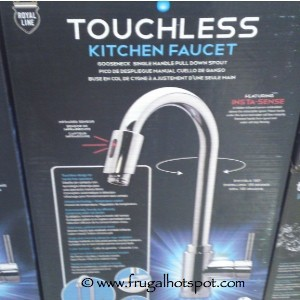 Royal Kitchen Touchless Kitchen Faucet