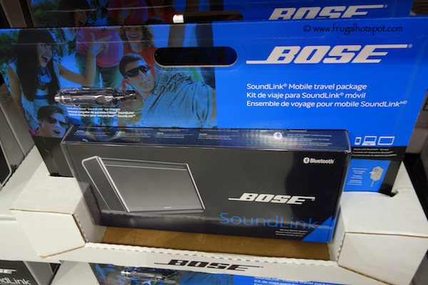 Bose SoundLink Mobile Bluetooth Speaker Costco