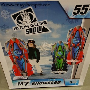 "Body Glove 55"" M7 Snow Sled"