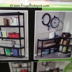 Whalen Heavy Duty Rack & Costco Deal: Whalen Heavy Duty Storage Rack $54.99 | Frugal Hotspot