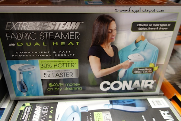 Conair ExtremeSteam Handheld Fabric Steamer
