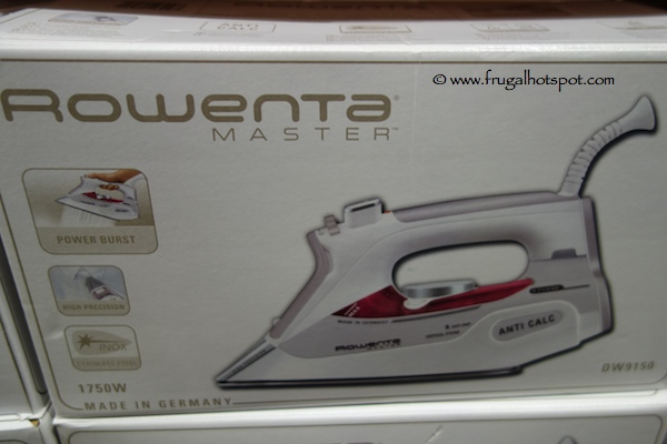 Rowenta Master Steam Iron