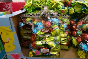 Costco easter candy 2014 frugal hotspot cemoi milk chocolate hollow eggs costco negle Images