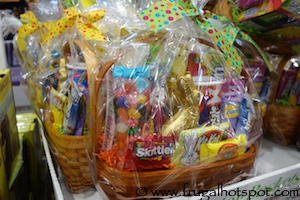 Springtime Goodies Easter Gift Basket Costco