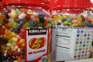 Kirkland Signature Jelly Belly Jelly Beans 64 oz at Costco