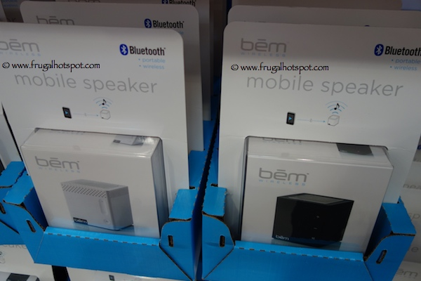 Bem Wireless HL2022 Portable Bluetooth Mobile Speaker Costco