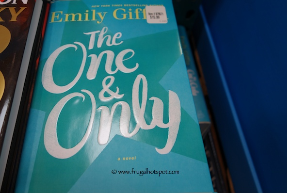 The One & Only by Emily Giffin Costco
