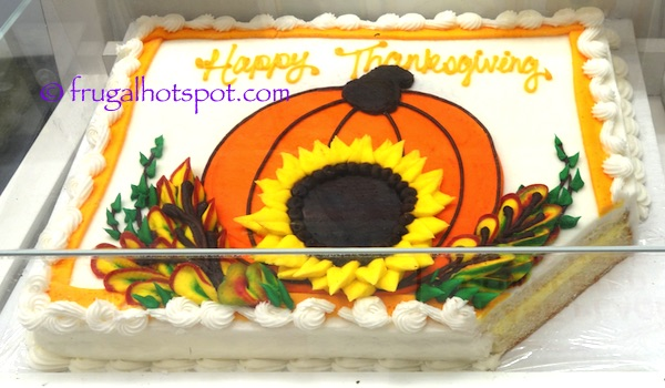 Costco Sheet Cake Pictures