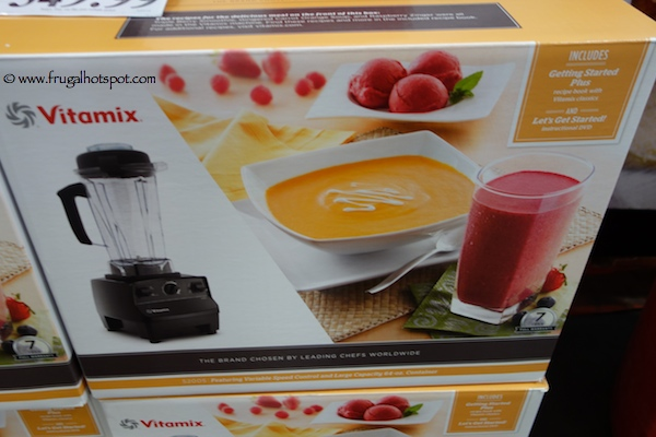 Vitamix 5200S High Powered Blender Costco