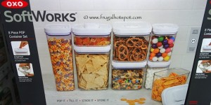 Oxo SoftWorks 8-Piece POP Container Set Costco