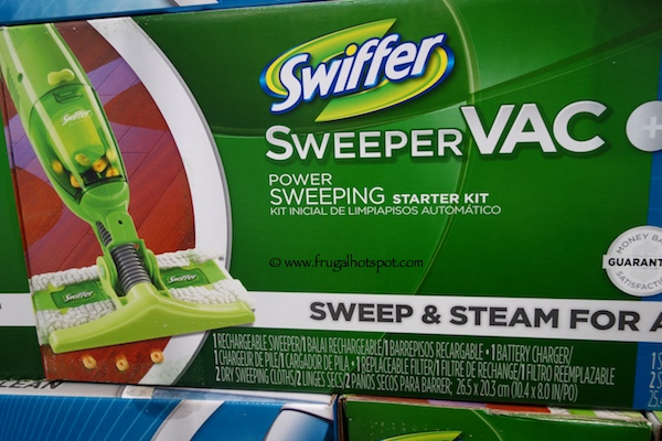 Costco Deal Swiffer Sweepervac Amp Swiffer Bissell