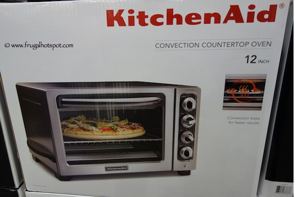 ... Sale: KitchenAid 12-Inch Convection Countertop Oven (KC0233CCU) $69.99