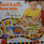 Alex Toys Sound & Play Busy Table Costco