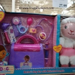 Doc McStuffins Doctor's Bag Set with Animated Lambie Costco
