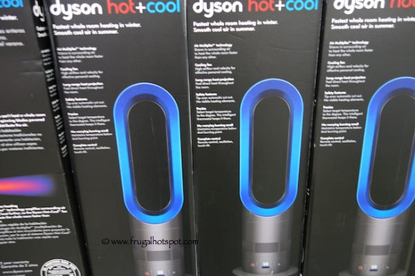 Dyson Hot + Cool Heater Fan Costco