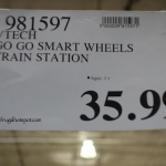 Vtech Go! Go! Smart Wheels Train Station Playset Costco Price