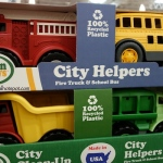 Green Toys 2 Pack City Helpers or City Clean-Up Costco