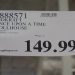 Kidkraft Once Upon A Time Dollhouse Costco Price