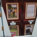 Old Town 4x7 Solid Wood Picture Frame 4-Pack Costco
