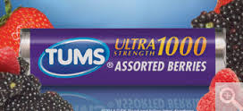 Tums Ultra Strength 1000 Assorted Berries