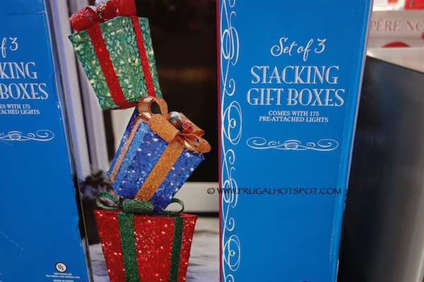 set of 3 stacking gift boxes costco