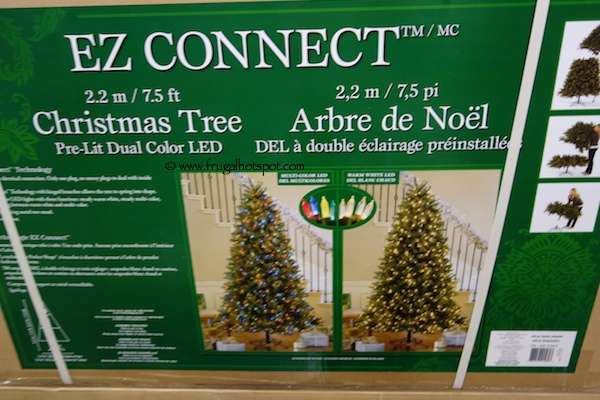 12 Ft Pre Lit Christmas Tree Costco Rainforest Islands Ferry