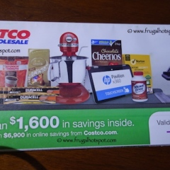 Costco Coupon Book: October 30, 2014 – November 23, 2014. Prices Listed.