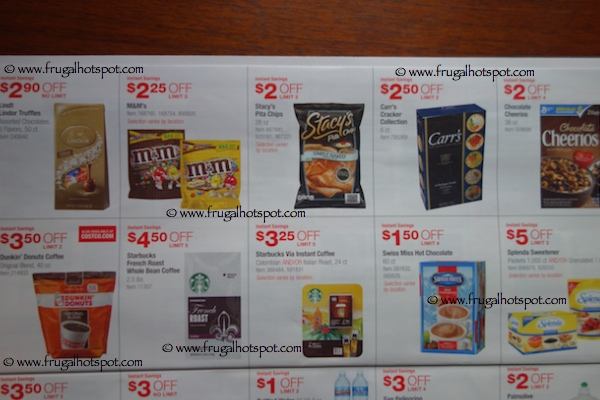 Page 12. Costco Coupon Book: 10/30/14 - 11/23/14.