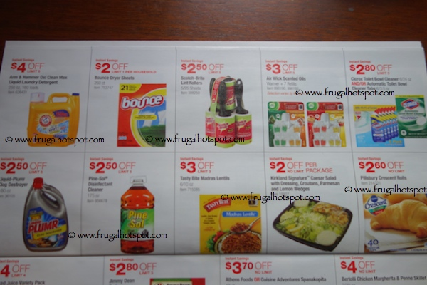 Page 14. Costco Coupon Book: 10/30/14 - 11/23/14.