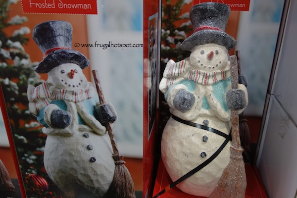 Frosted Snowman Costco