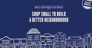 American Express Small Business Saturday Shop Small