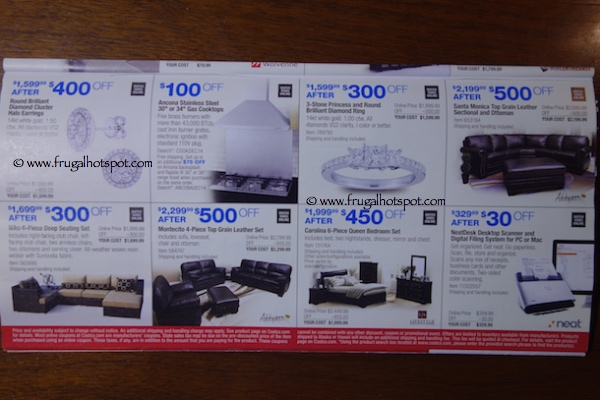 Costco Coupon Book November 24, 2014 - December 24, 2014. Page 13