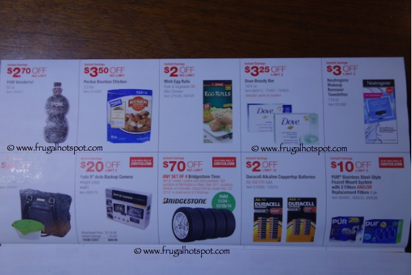 Costco Coupon Book: November 24, 2014 - December 24, 2014. Page 8