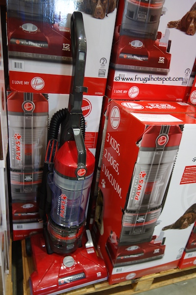 Hoover WindTunnel PAWS Rewind Bagless Upright Vacuum Costco